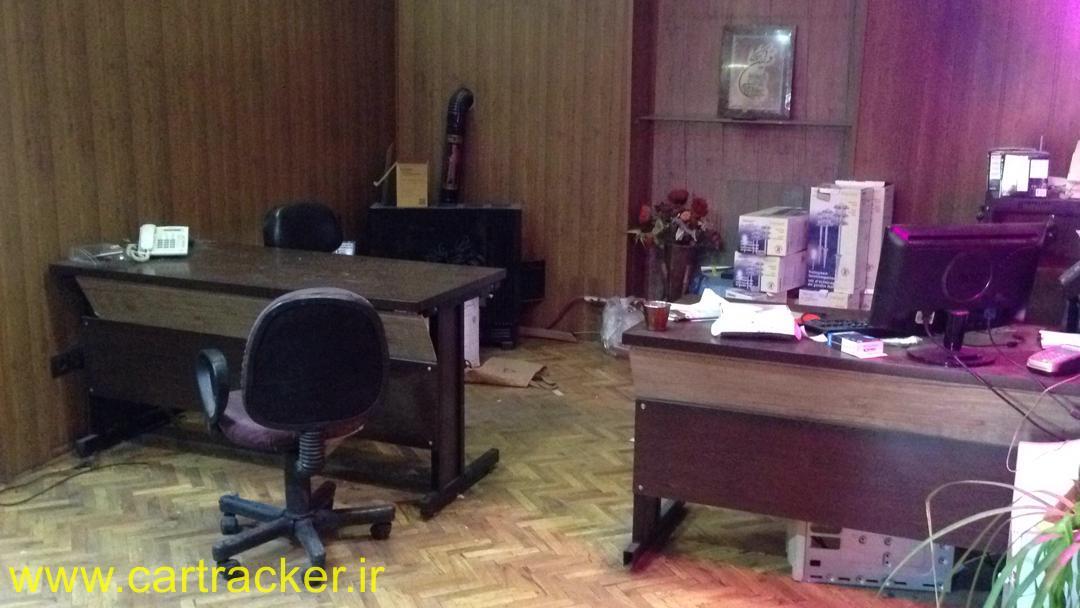 میز مدیریت دفتر تکسا